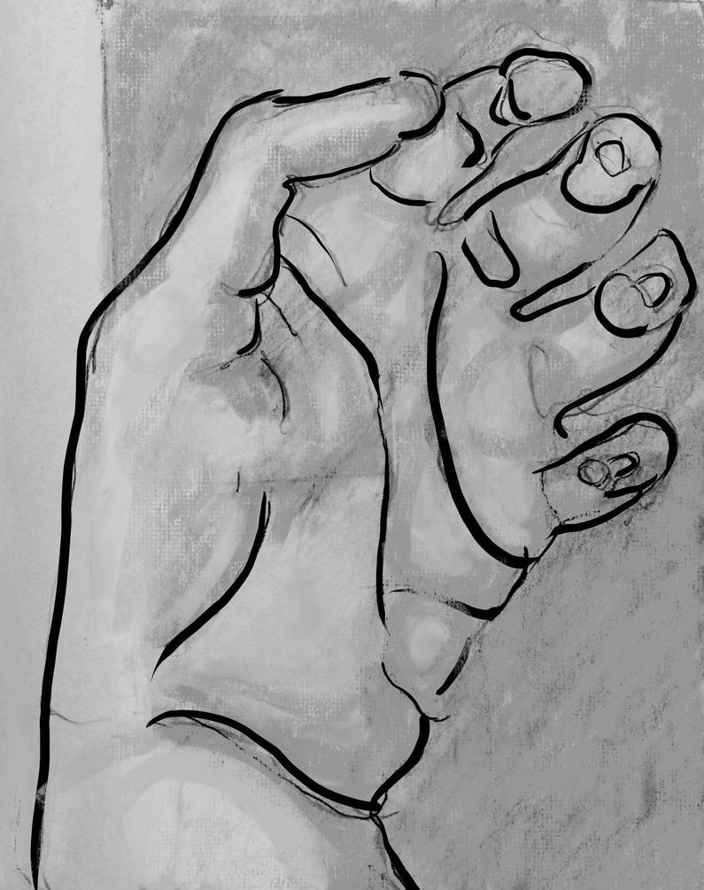 hand by simone4390