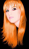 yay for red hair :D by miaka-yuuki