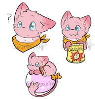 Page Stickers by Saurgazing