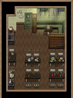 Angelo's Restaurant by Ami by SherlockTheGame