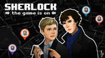SHERLOCK: THE GAME IS ON (DESKTOP WALLPAPER)