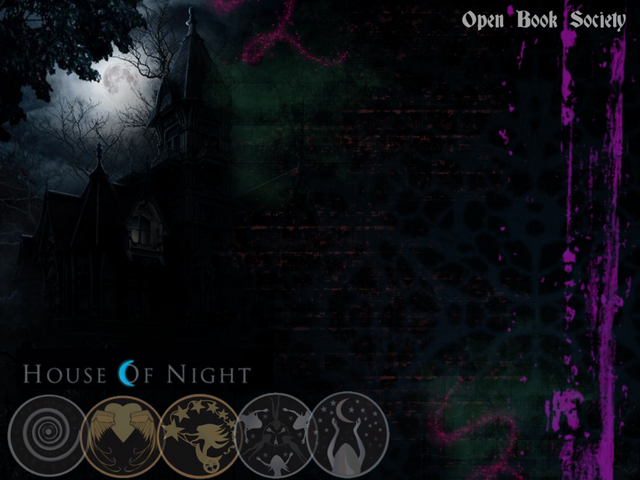 House of night wallpaper by urmyedwardcullen on deviantart for Housse of night