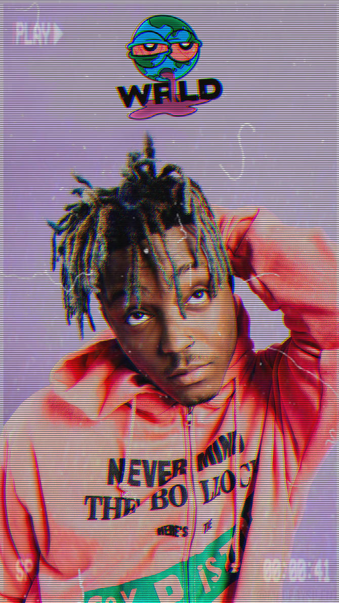 juicewrld  wrld on drugs  mobile wallpaper by madebysilent dcs27ir