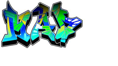 Graffitti by morganadenham
