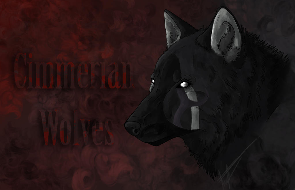 Cimmerian Wolves Banner v3? by You--Know--Who