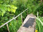 Old Little Bridge by K1ku-Stock