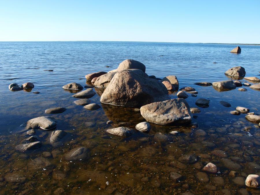 Saaremaa Seaside 25 by K1ku-Stock