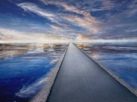 Road to Walk Forever On by K1ku-Stock