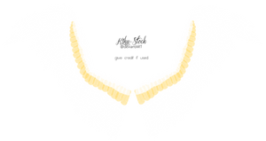 Spread Wings - White and Golden