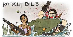 Resident Evil 5: HALP
