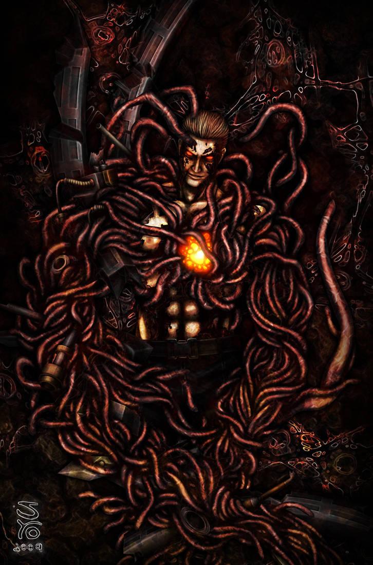 Resident Evil 5 Last Boss By Fuzzyzombielove On Deviantart