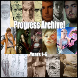 Progress Archive by Miles-Johnston