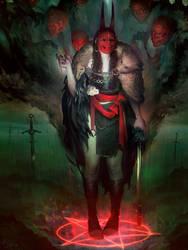 Demon Girl advanced version by Miles-Johnston