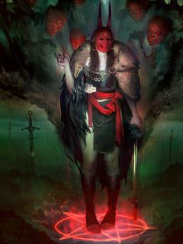 Demon Girl advanced version