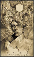 Case - Neuromancer by Miles-Johnston