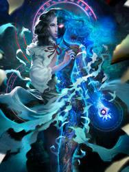 Applibot - Alchemist by Miles-Johnston