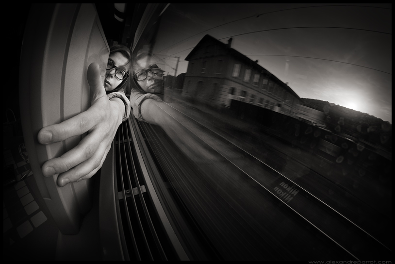 Ennui ferroviaire by A-Parrot