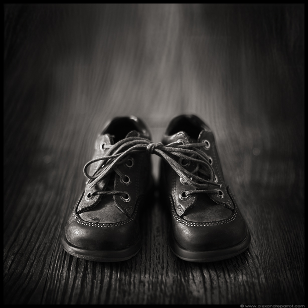 Little shoes by A-Parrot