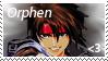 Orphen Stamp by lorienculurien