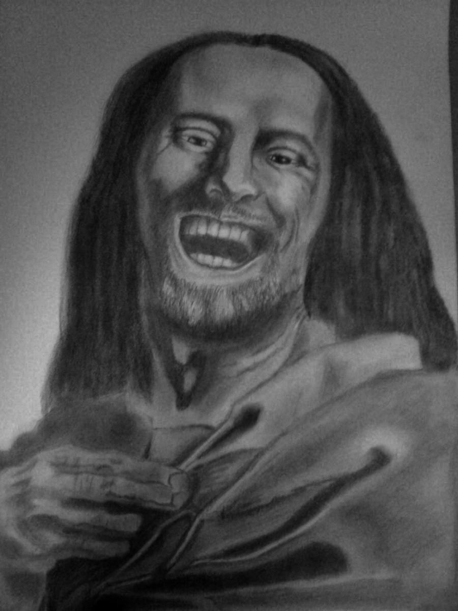 Laughing Jesus by Daaniecool on deviantART
