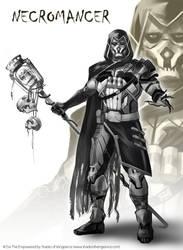 Necromancer by HyperCHANG