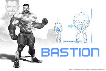 Bastion by HyperCHANG