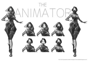 The Animator by HyperCHANG
