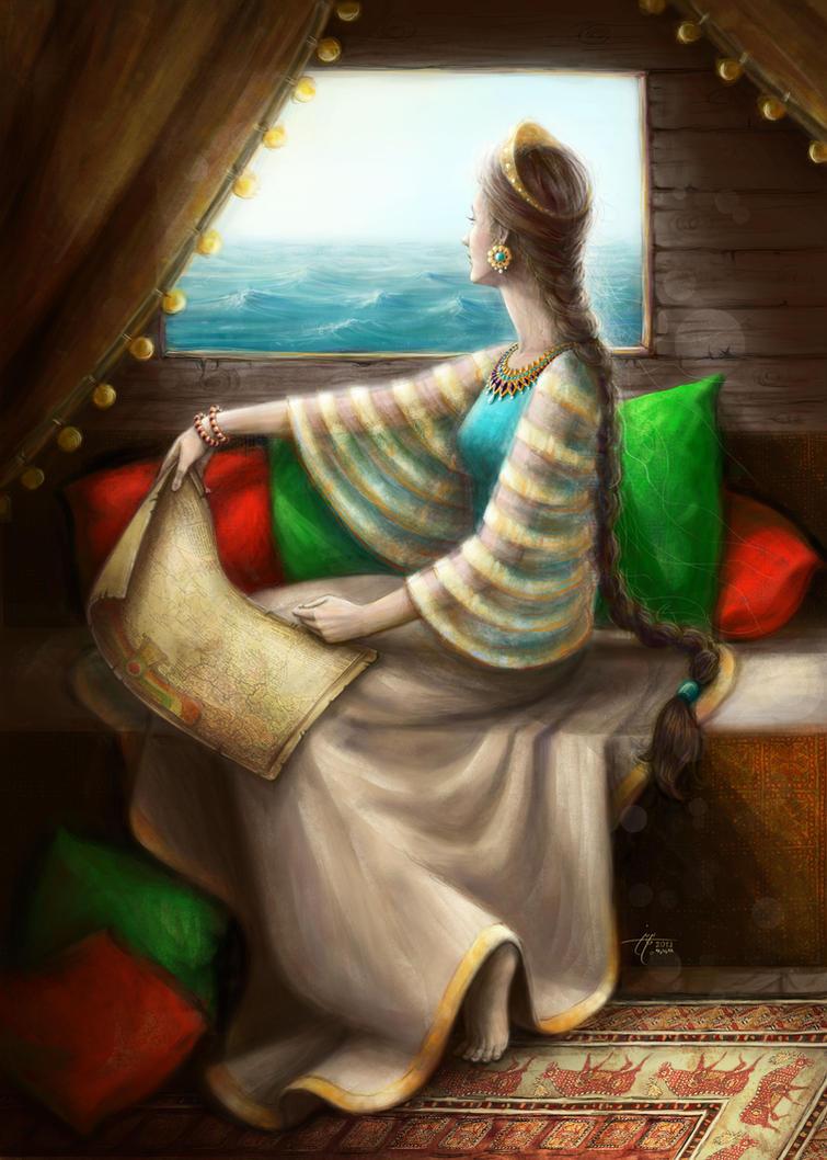 Artemisia by parvin2