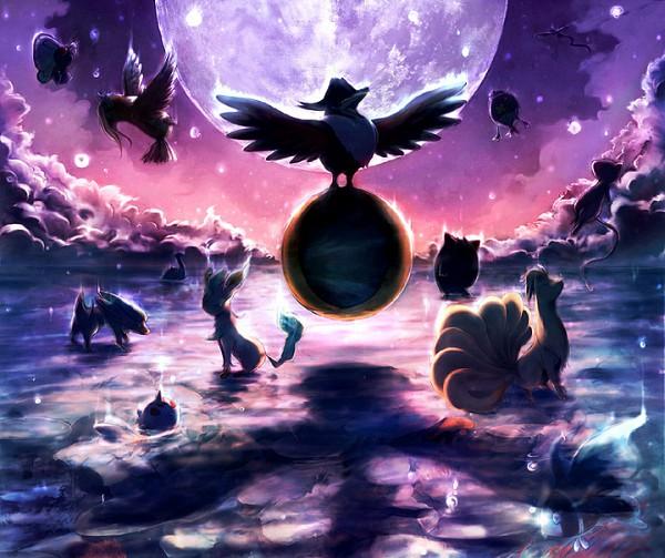 Pokemon by lunasnightmare