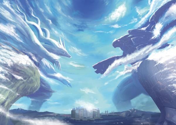 Pokemon: Ultimate Battle by lunasnightmare