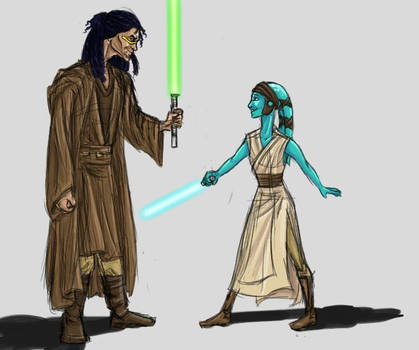 Quinlan and Aayla
