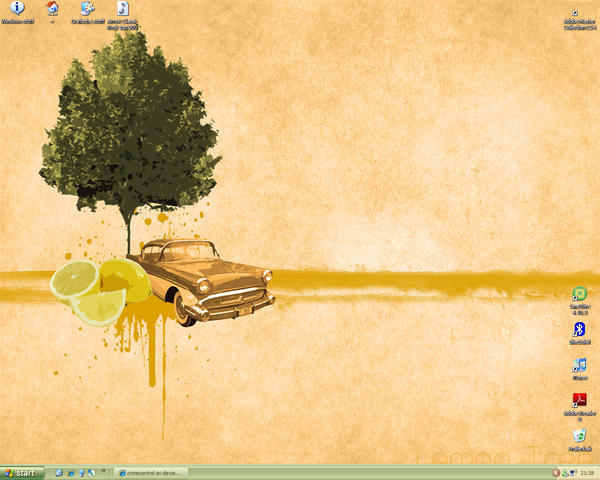 Desktop Screenshot Lemon