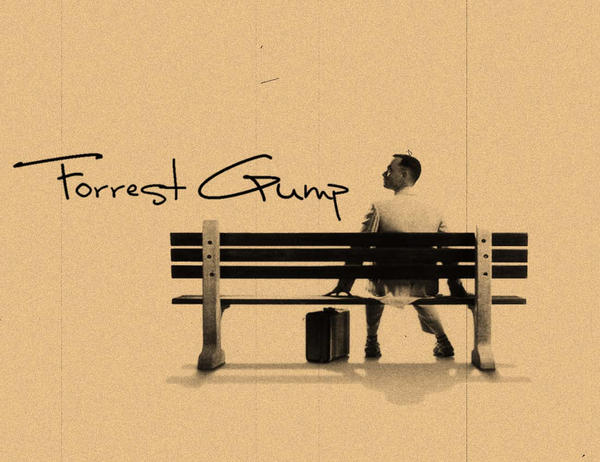 Forrest Gump by crimecontrol