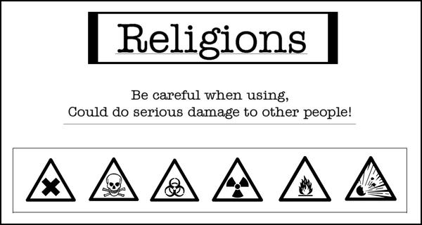 Religions by crimecontrol