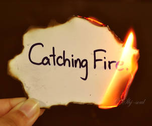 Catching fire by Fatooome