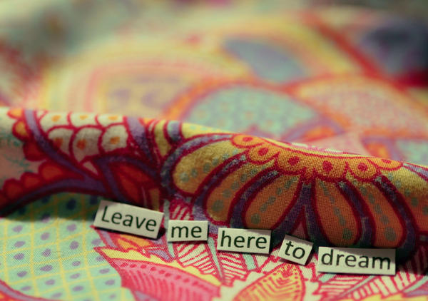 Leave me here to dream by *Fatooome