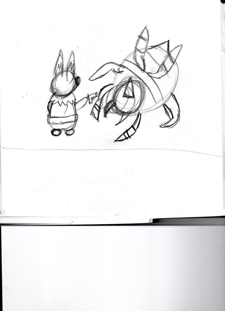 Star Merchunaries: Boss Battle 3 by CrossCartoon