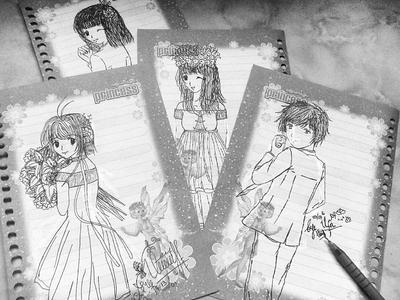 Draw by Ulfahannani06