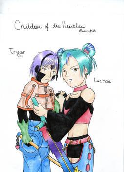 Lucinda N Trigger-For Lunafrak