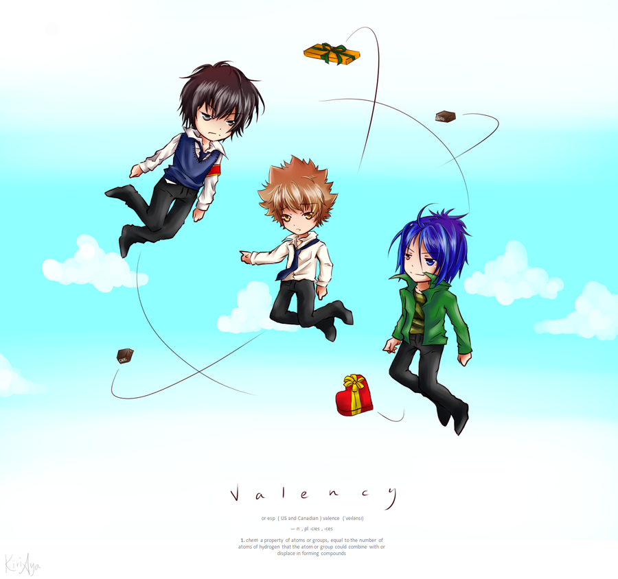 Valency - 692718 Valentine's by KirishimaAyama