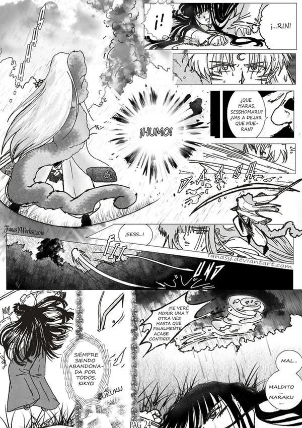 Obsession youkai Pag 24 by FanasY