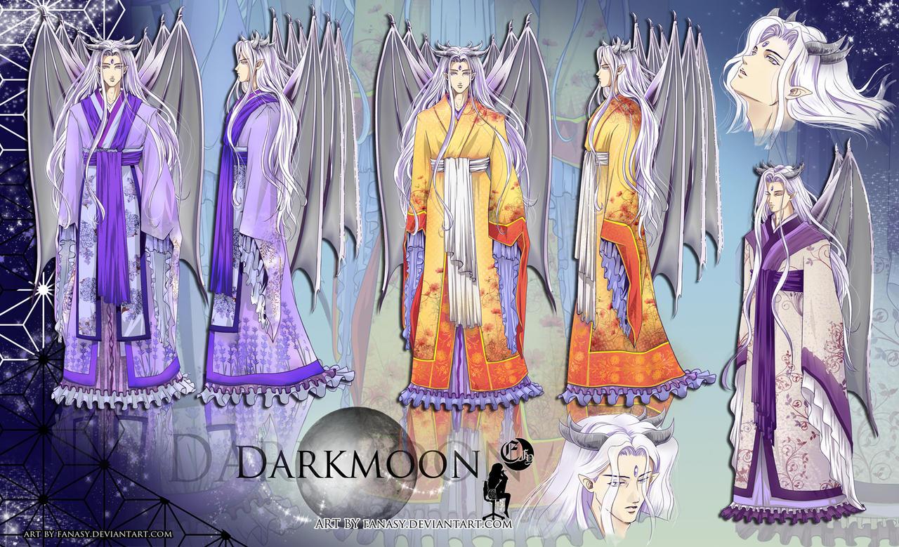 Darkmoon' sheet by FanasY