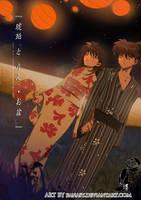 Kohaku y Rin Obon