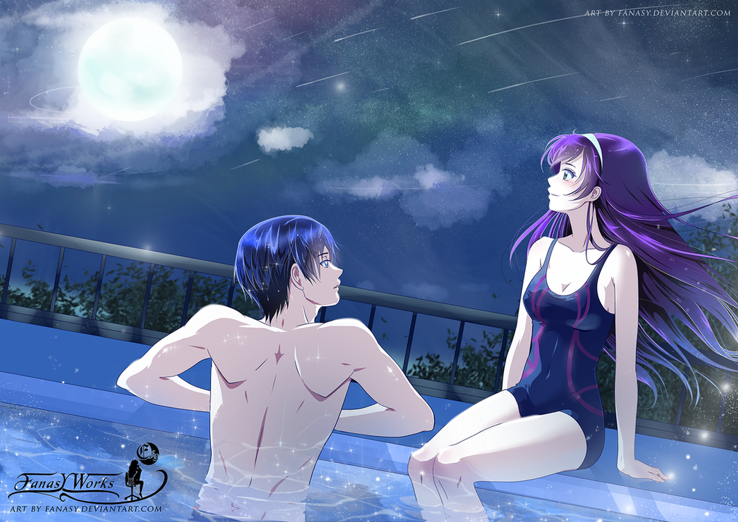 Floyd and haru free by fanasy on deviantart floyd and haru free by fanasy voltagebd Gallery
