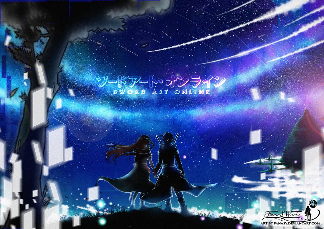 SAO sky by FanasY