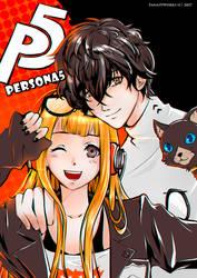 Persona5 by FanasY