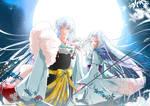 Sesshoumaru and Chihiro