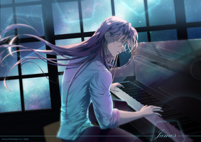 James piano