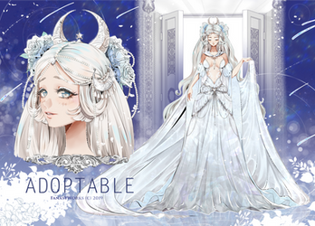 Goddess adoptable [Sacred 01]  -AUCTION CLOSED by FanasY