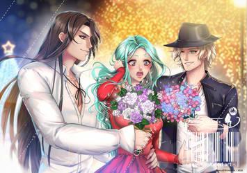 MC, Adam and Nicolae